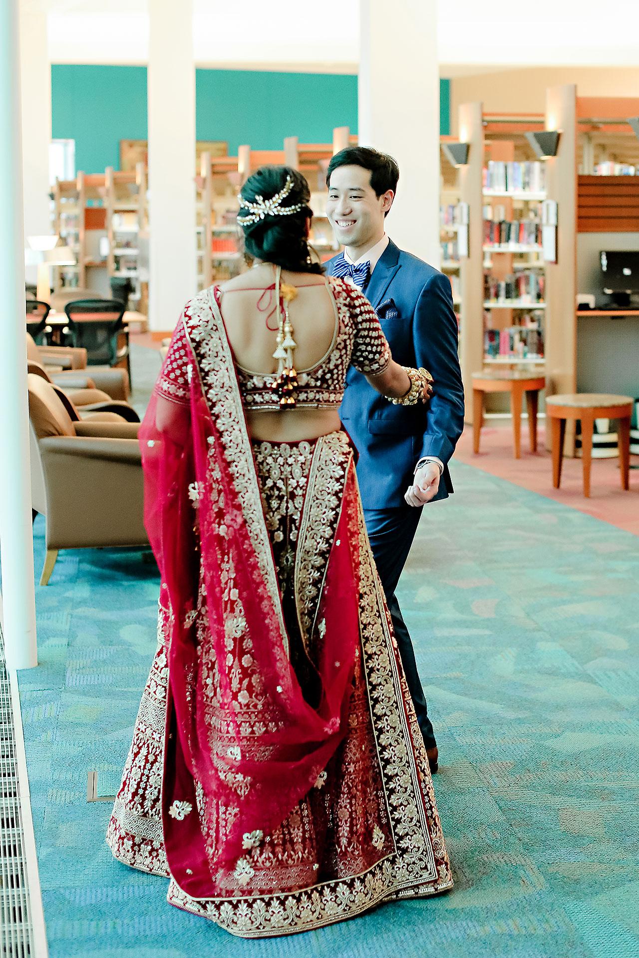 Ritika Jason Chinese Indian Fusion Wedding Ceremony 076