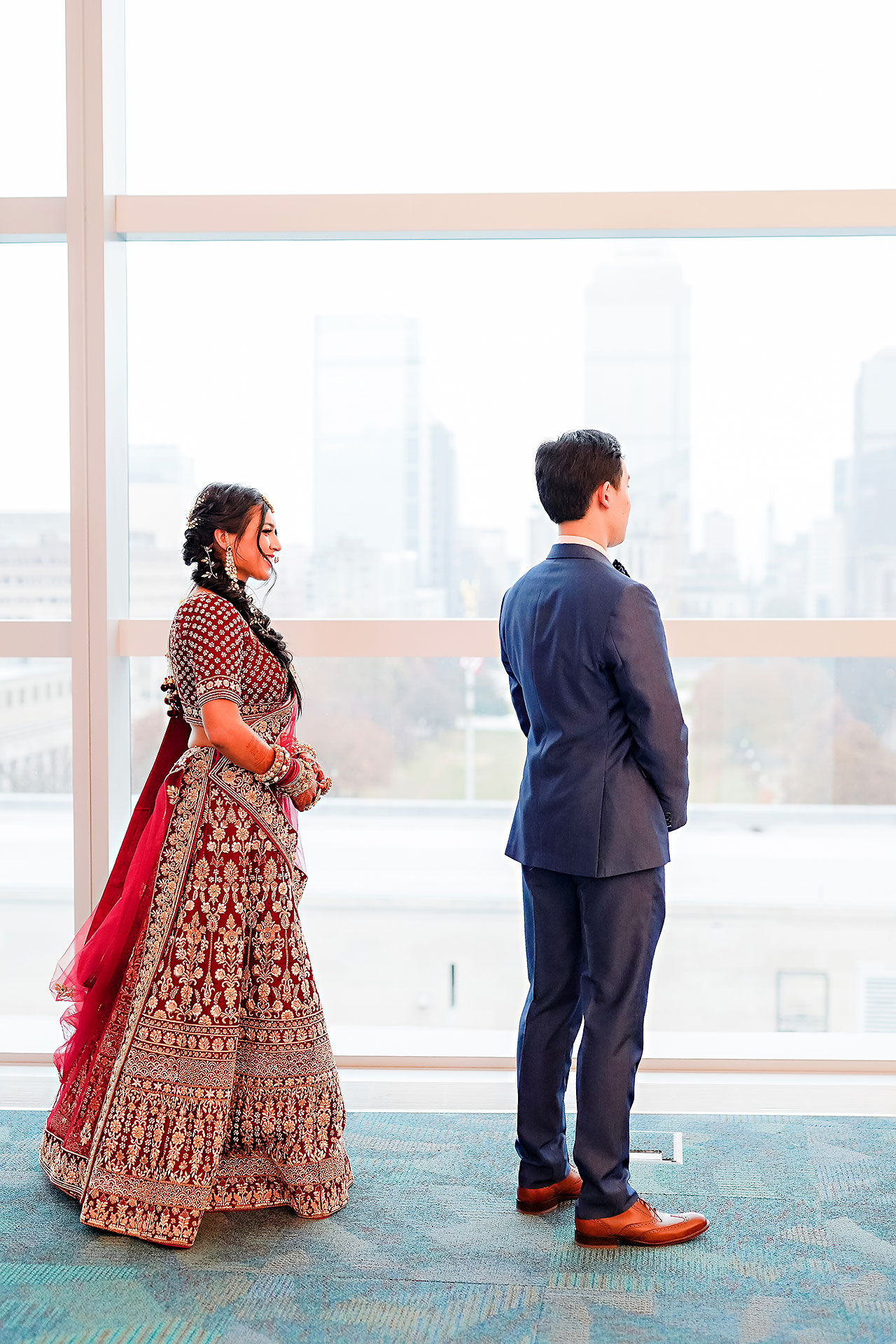 Ritika Jason Chinese Indian Fusion Wedding Ceremony 077
