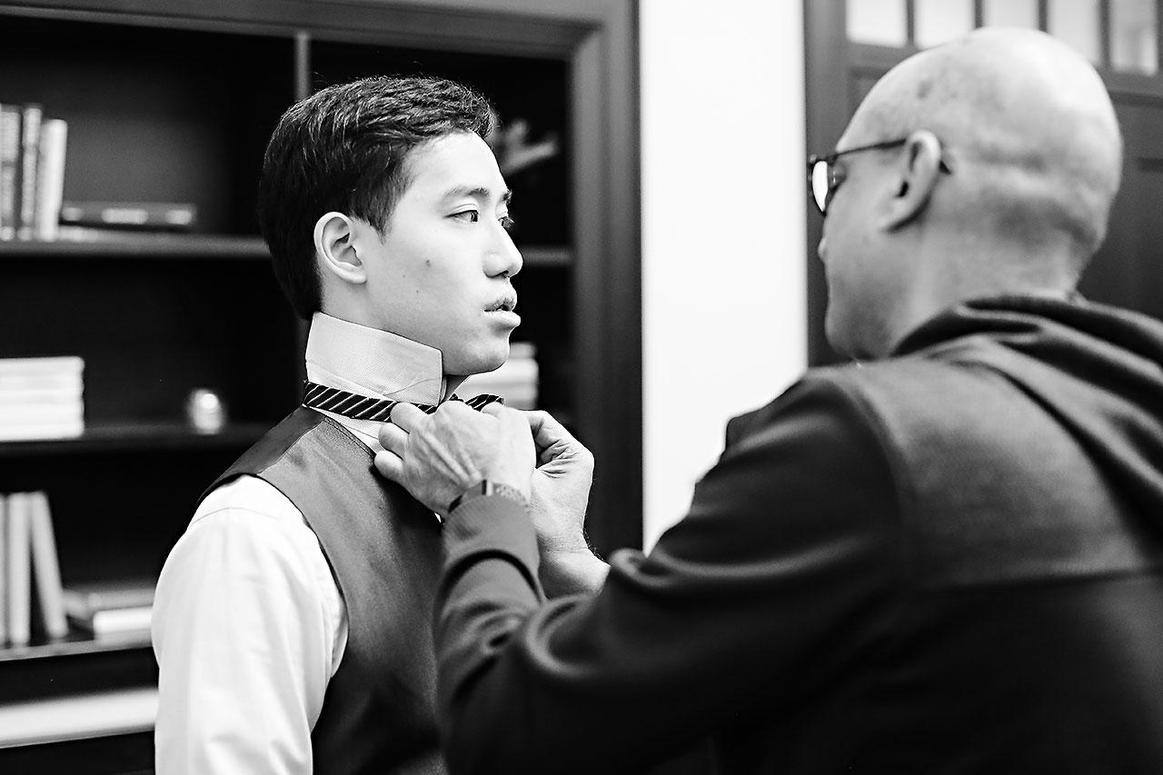 Ritika Jason Chinese Indian Fusion Wedding Ceremony 073