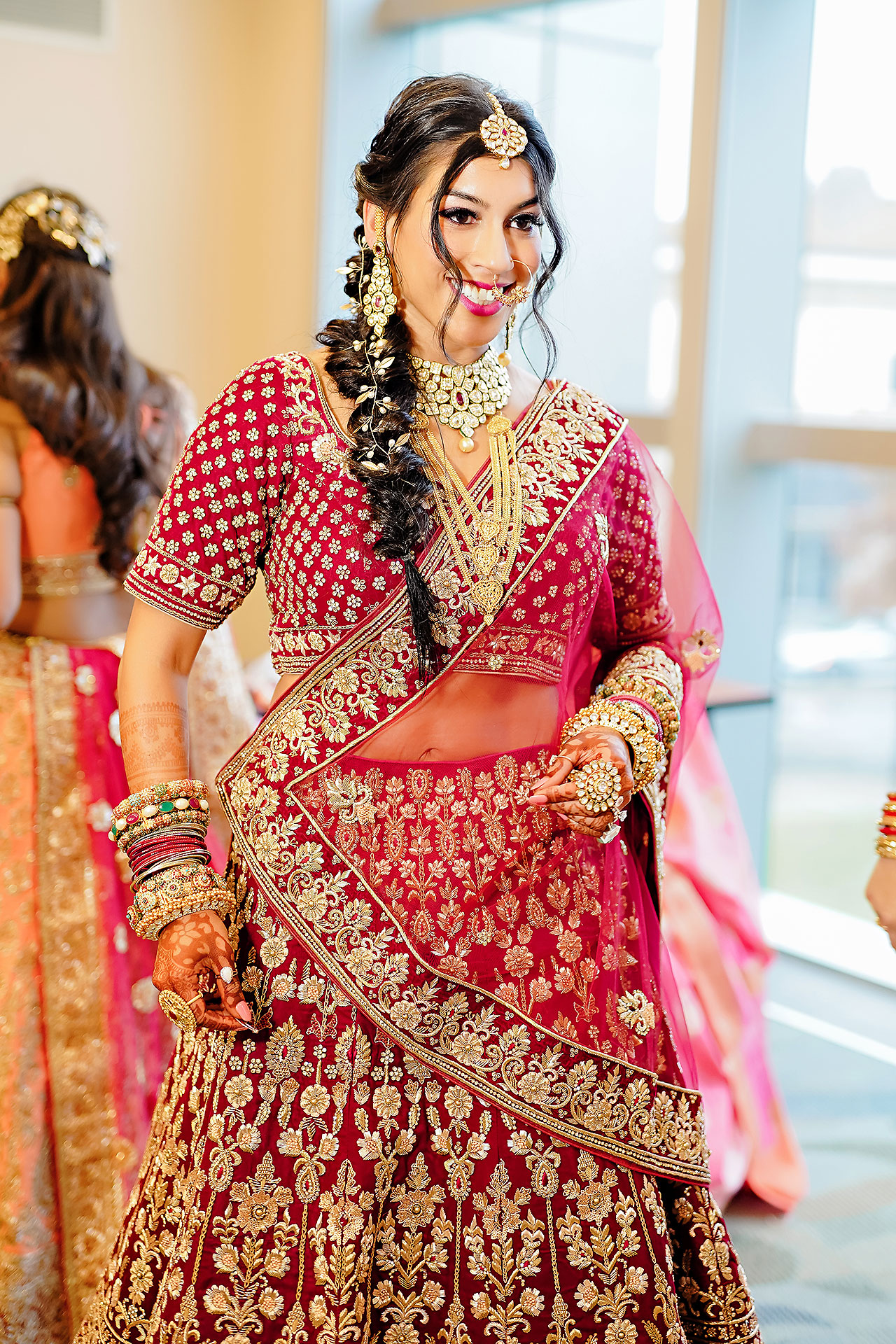 Ritika Jason Chinese Indian Fusion Wedding Ceremony 062