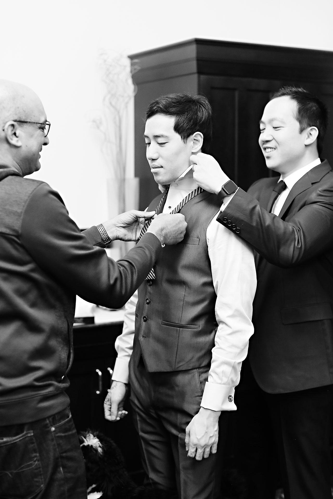 Ritika Jason Chinese Indian Fusion Wedding Ceremony 055