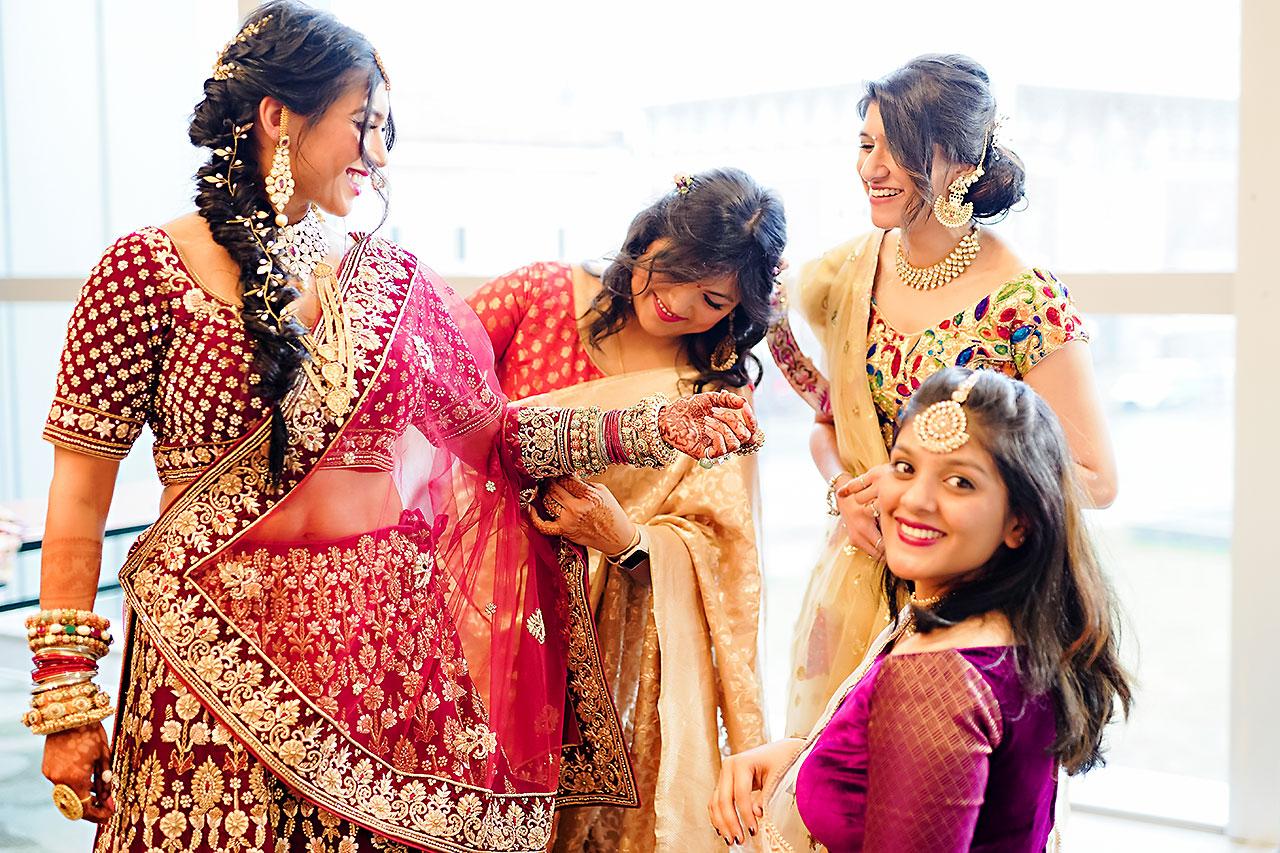 Ritika Jason Chinese Indian Fusion Wedding Ceremony 053