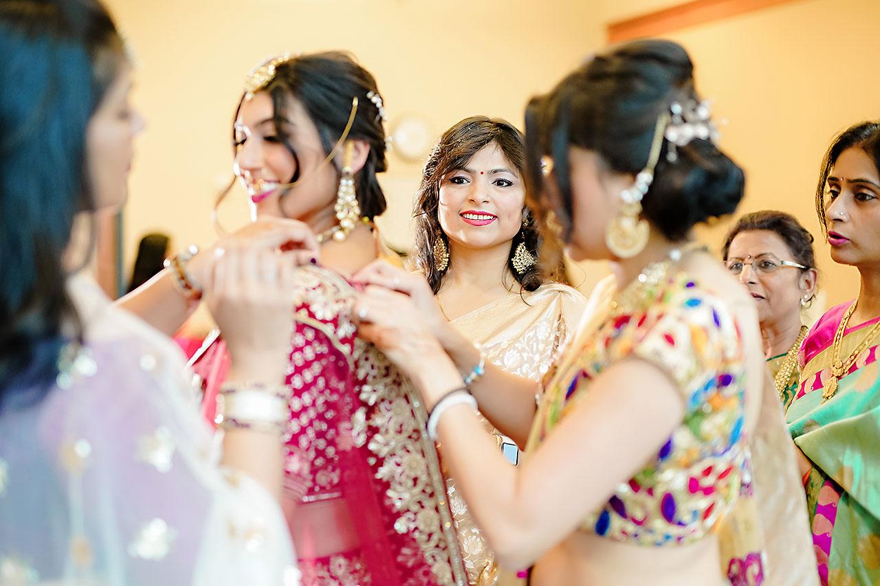Ritika Jason Chinese Indian Fusion Wedding Ceremony 052