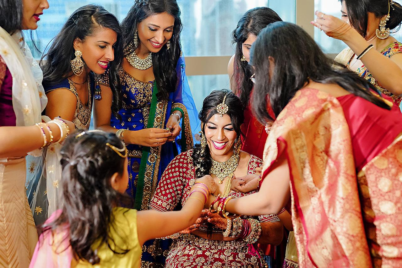 Ritika Jason Chinese Indian Fusion Wedding Ceremony 051