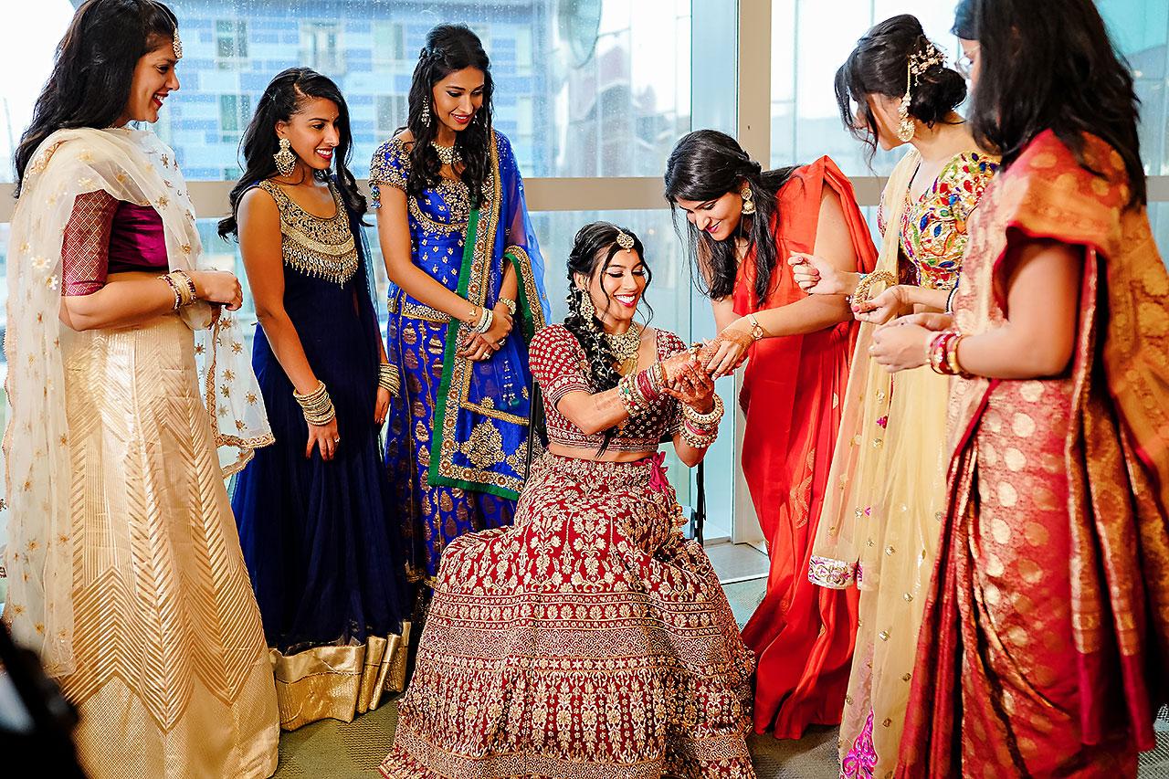 Ritika Jason Chinese Indian Fusion Wedding Ceremony 050