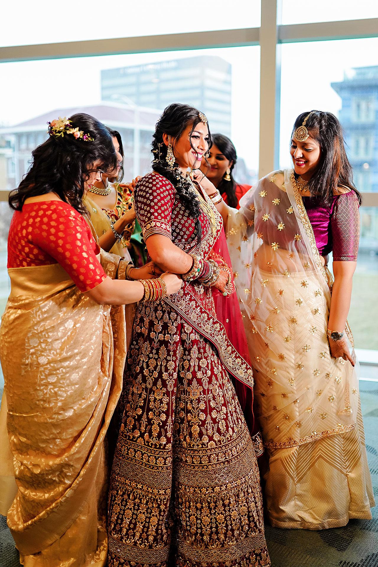 Ritika Jason Chinese Indian Fusion Wedding Ceremony 048