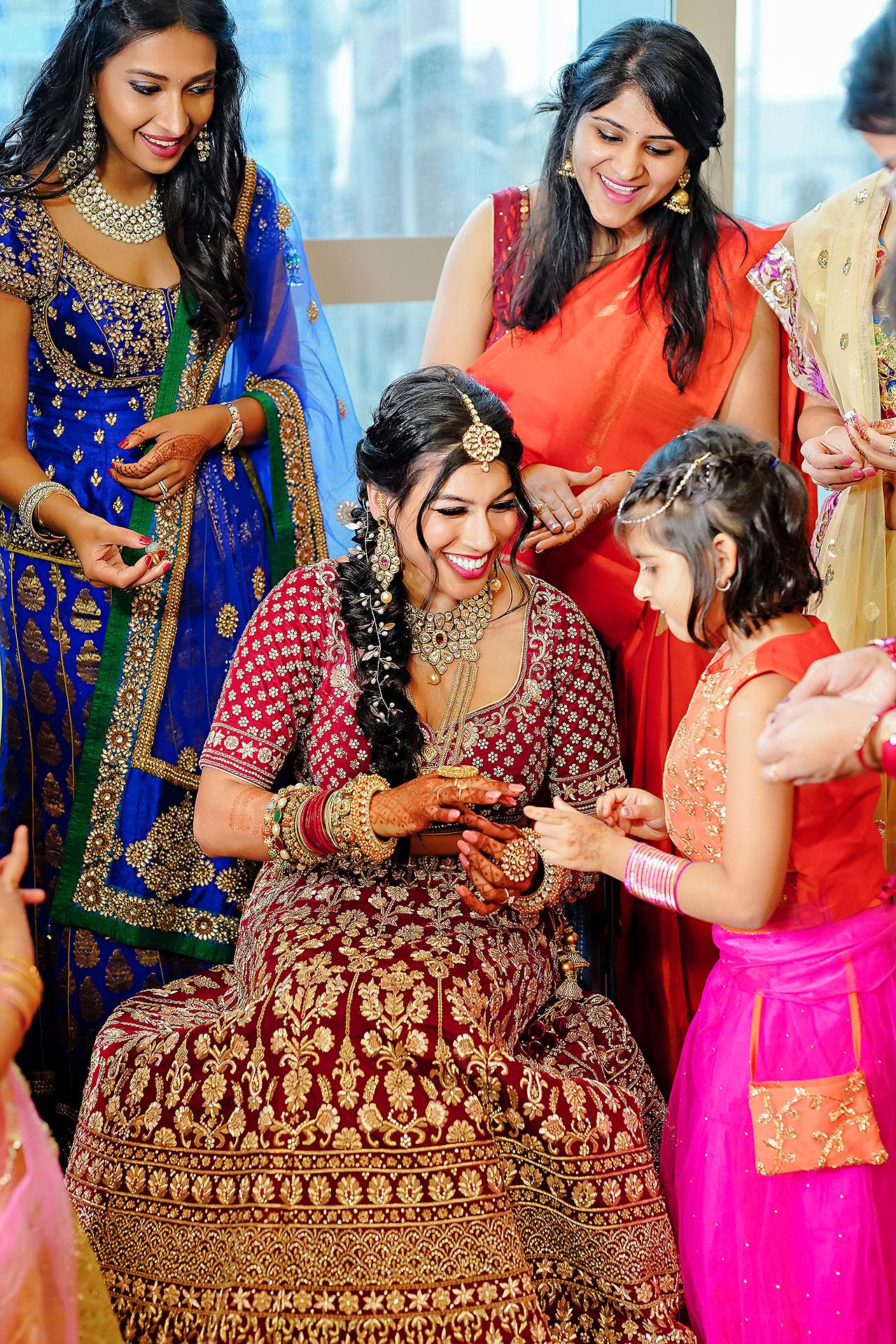 Ritika Jason Chinese Indian Fusion Wedding Ceremony 044