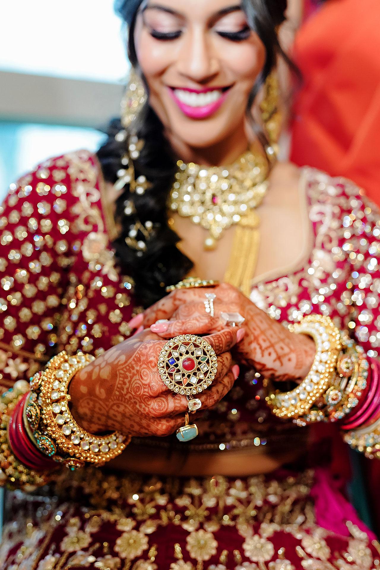 Ritika Jason Chinese Indian Fusion Wedding Ceremony 045