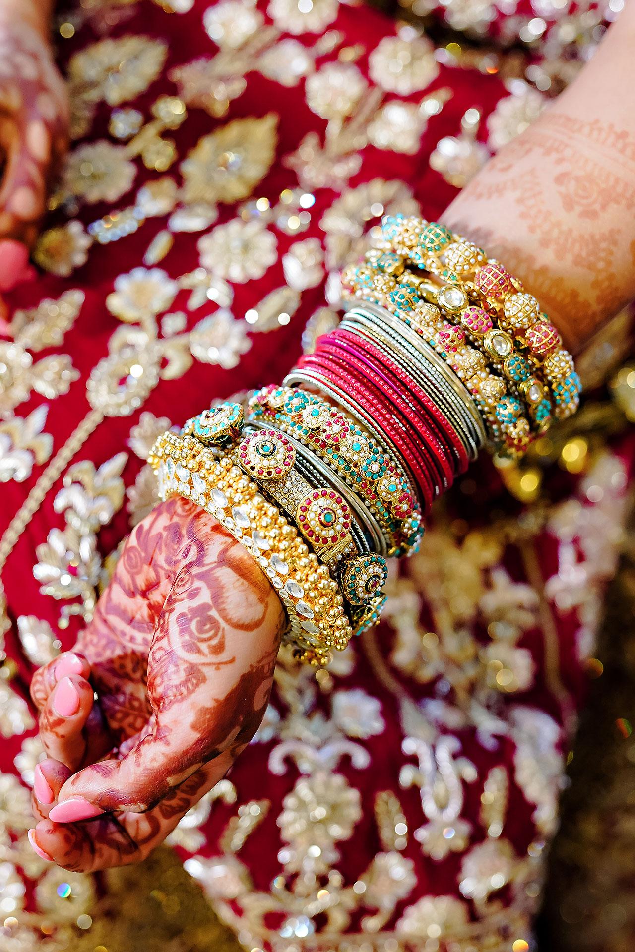Ritika Jason Chinese Indian Fusion Wedding Ceremony 043