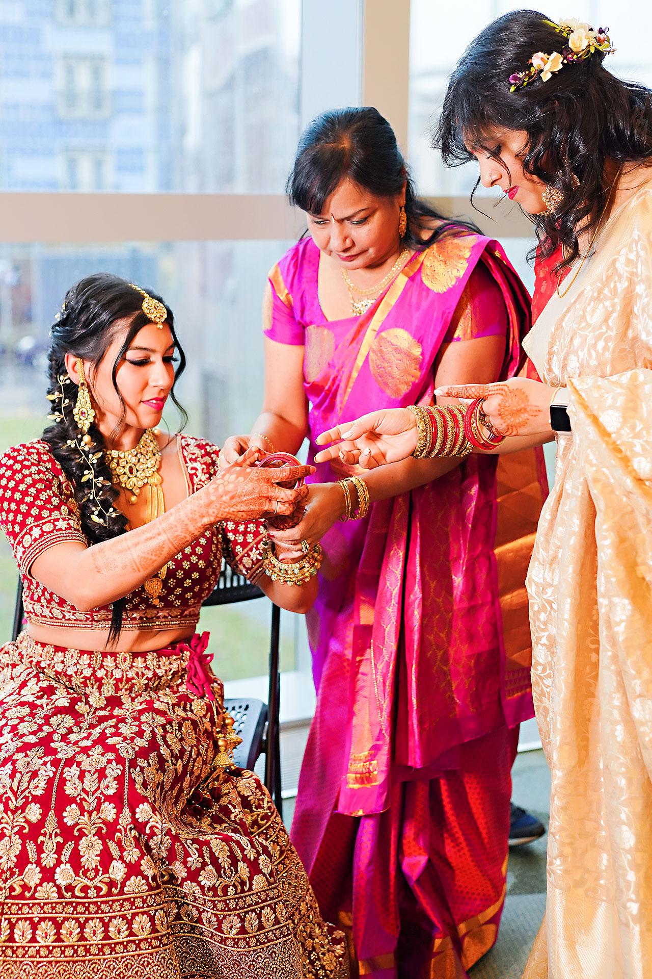 Ritika Jason Chinese Indian Fusion Wedding Ceremony 042