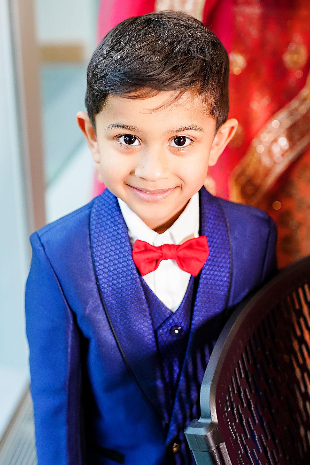 Ritika Jason Chinese Indian Fusion Wedding Ceremony 039