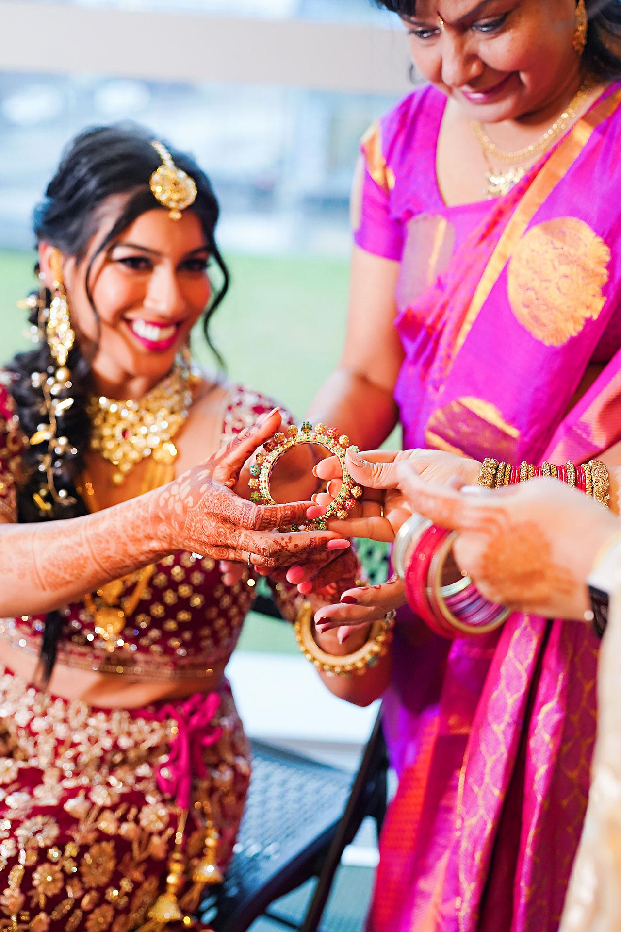 Ritika Jason Chinese Indian Fusion Wedding Ceremony 040
