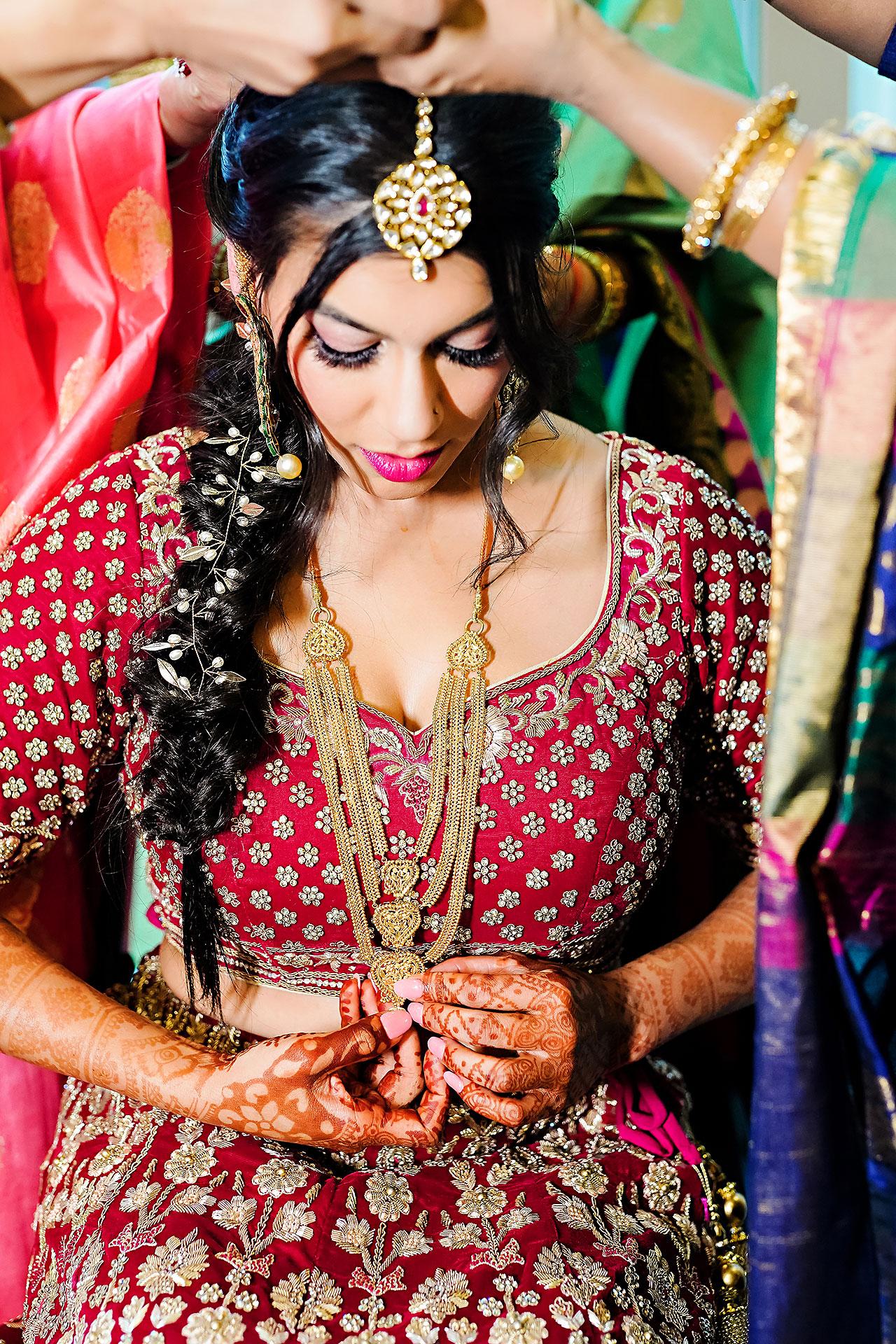 Ritika Jason Chinese Indian Fusion Wedding Ceremony 038