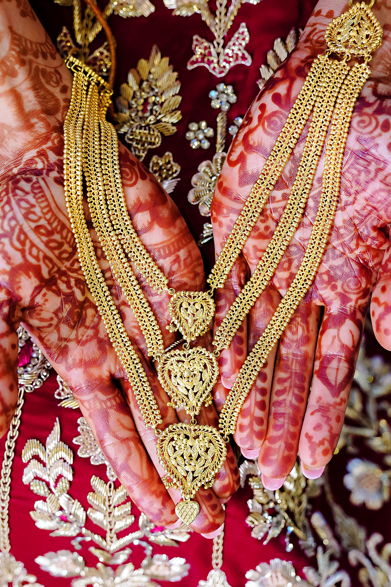Ritika Jason Chinese Indian Fusion Wedding Ceremony 036