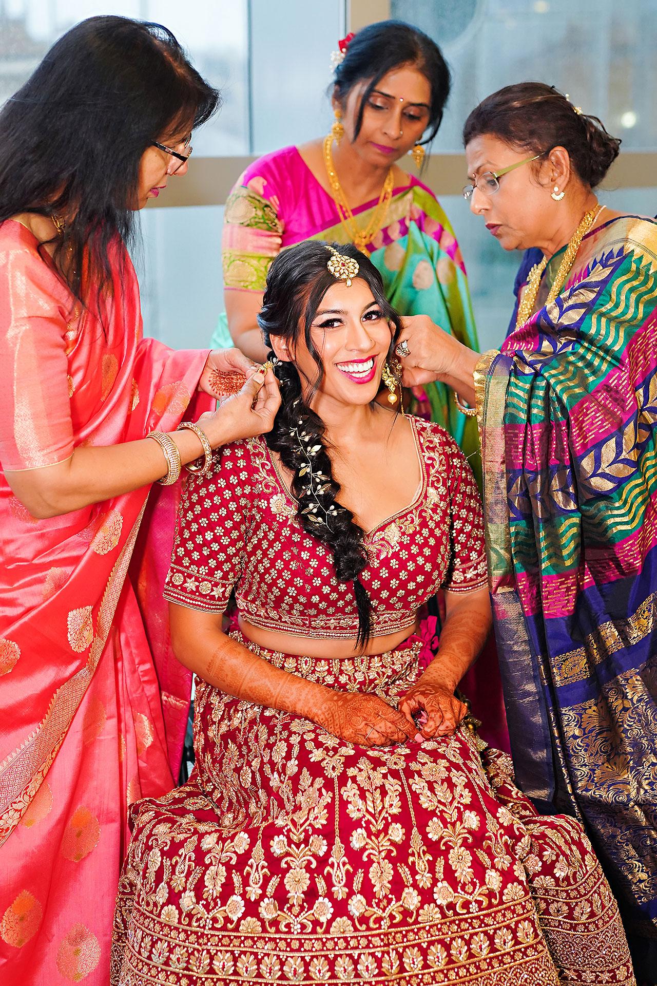 Ritika Jason Chinese Indian Fusion Wedding Ceremony 035
