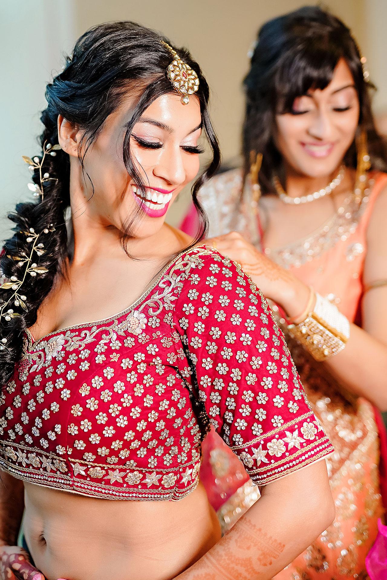 Ritika Jason Chinese Indian Fusion Wedding Ceremony 029