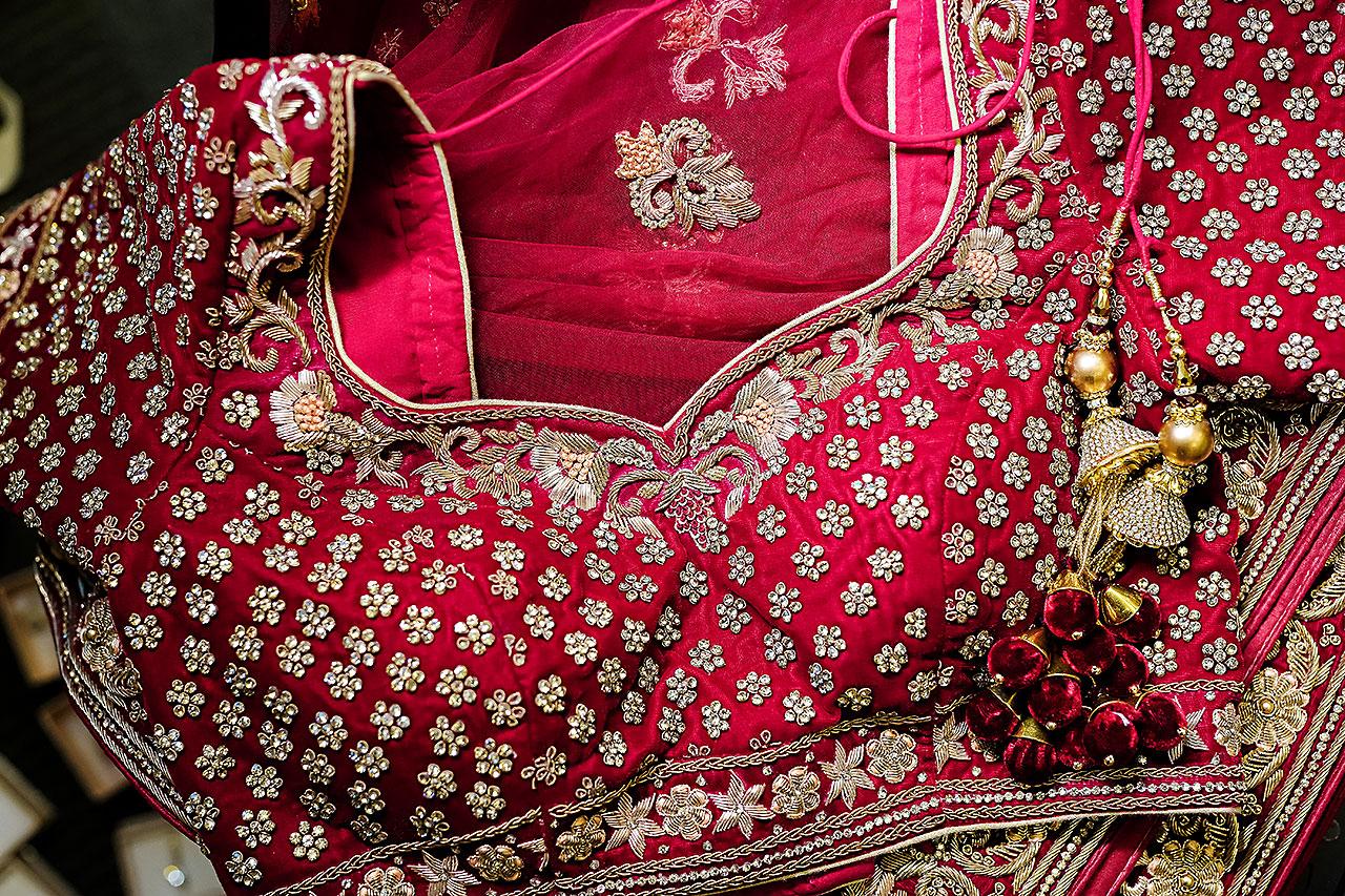Ritika Jason Chinese Indian Fusion Wedding Ceremony 027