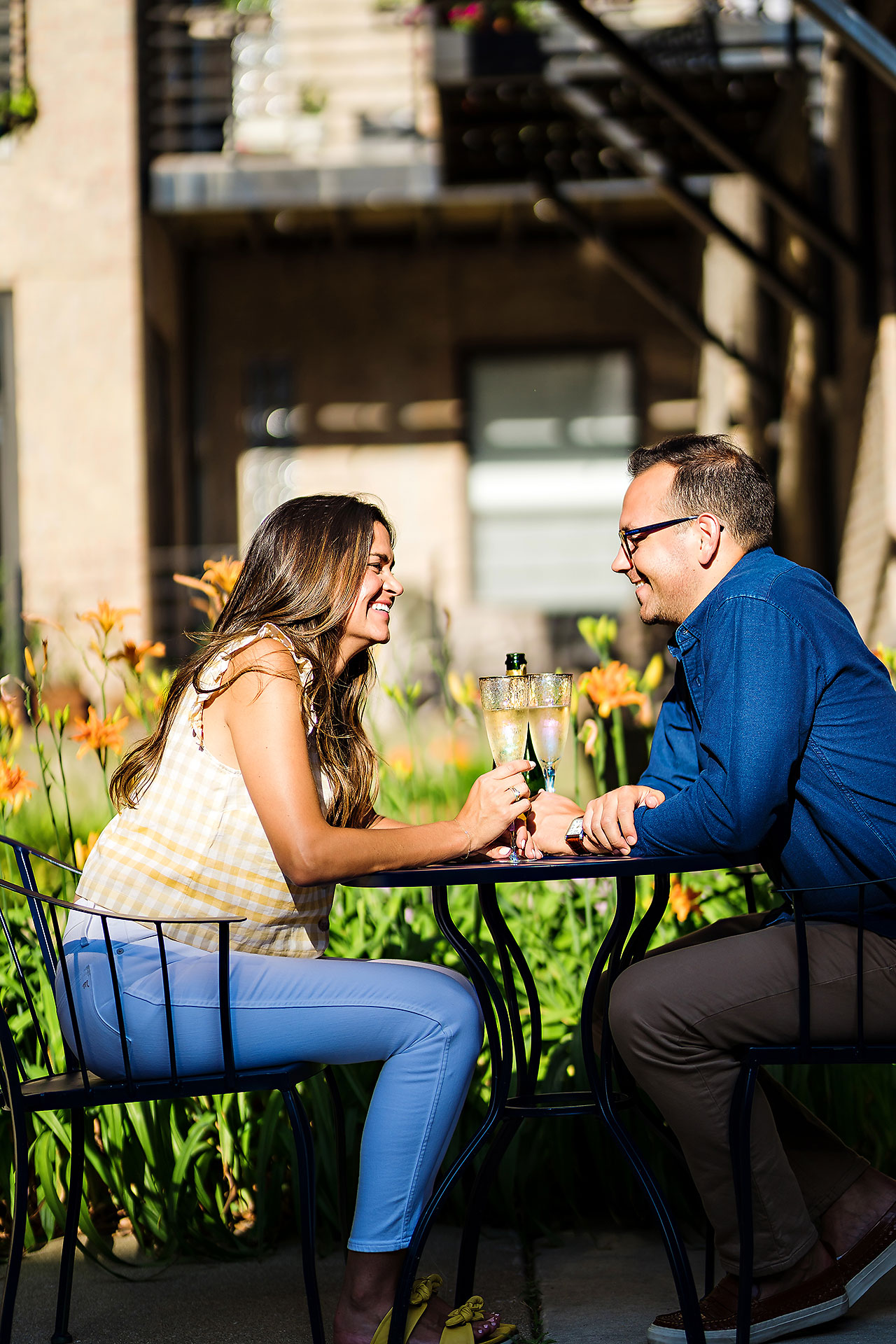 Kaitlin Collin Chicago Engagement Session 185