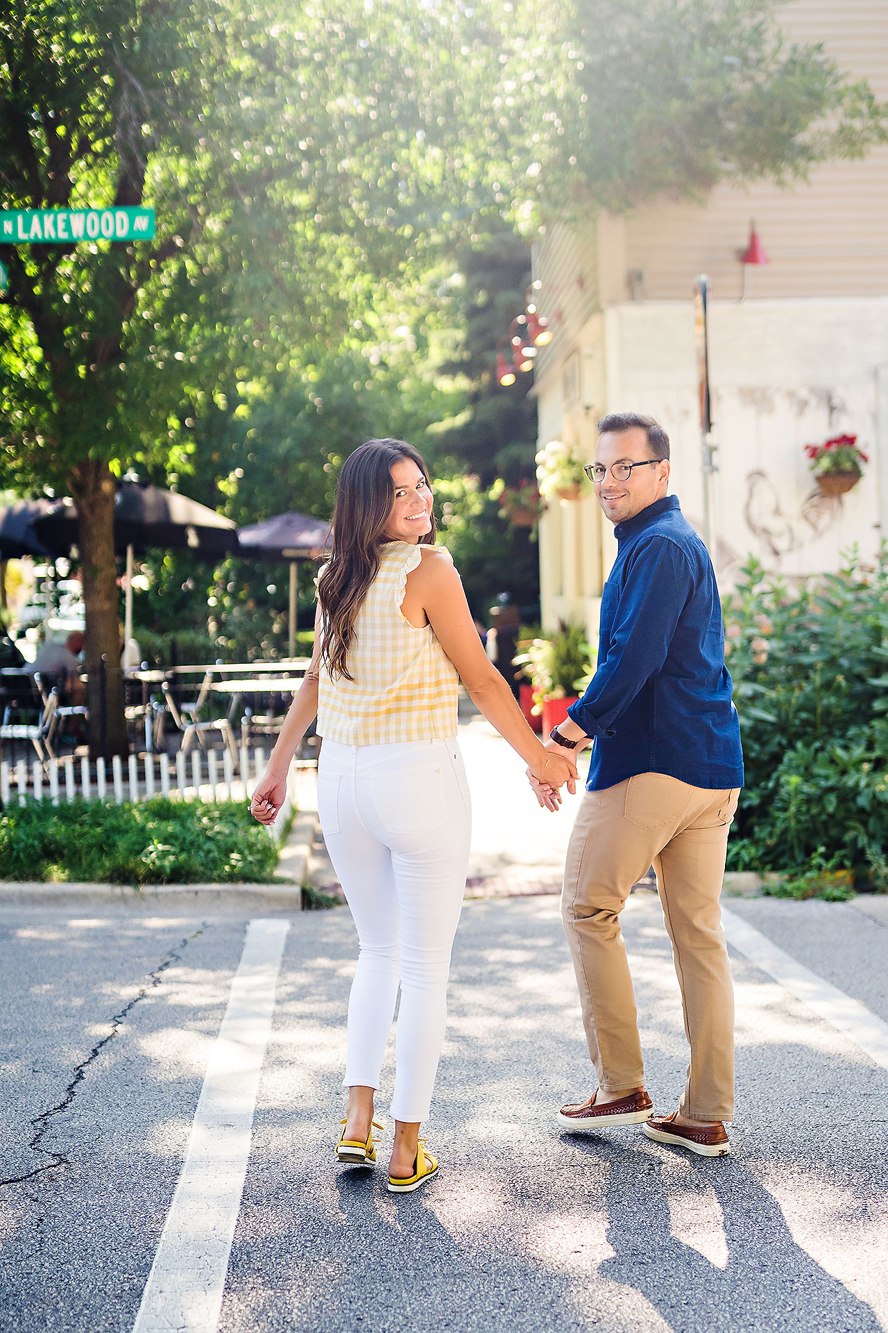 Kaitlin Collin Chicago Engagement Session 153