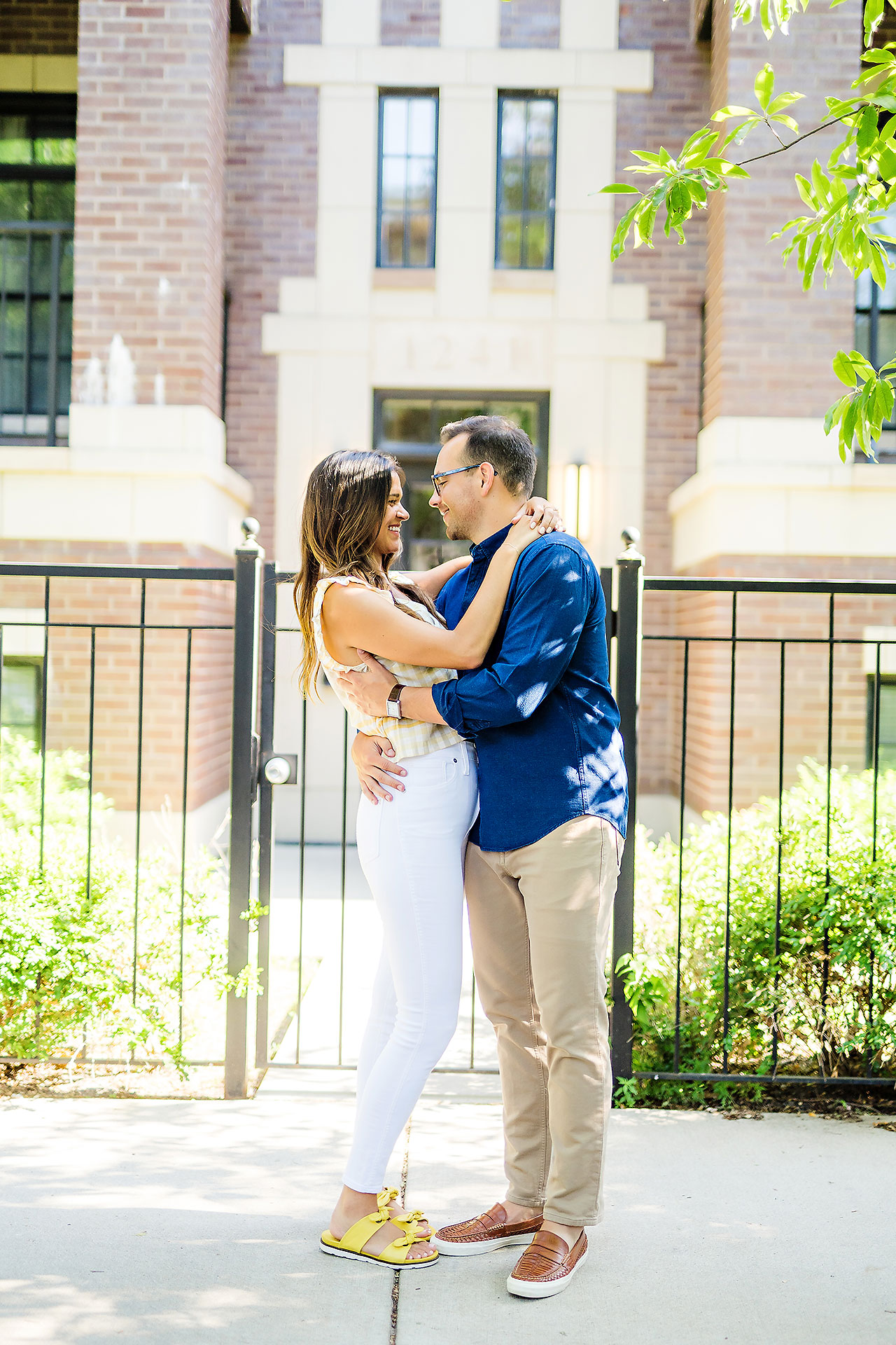 Kaitlin Collin Chicago Engagement Session 148