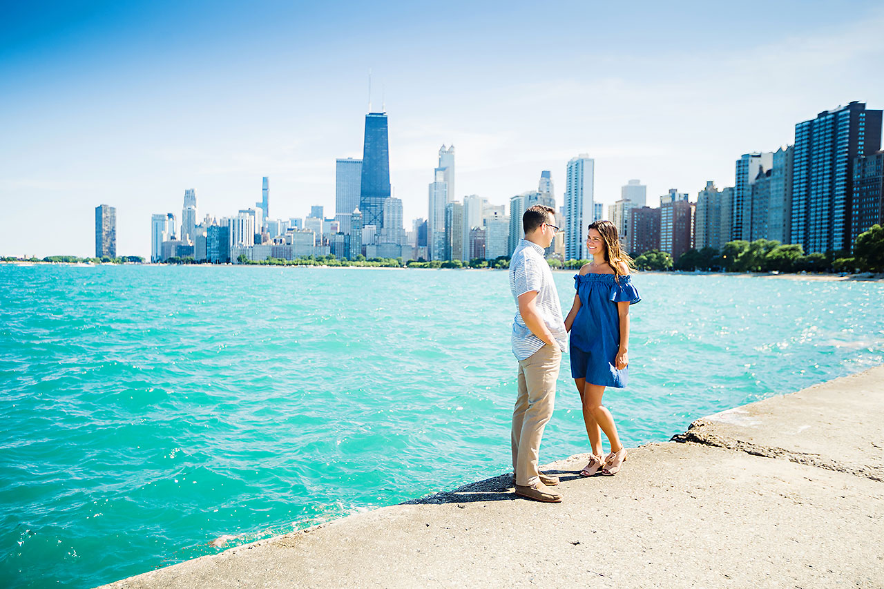 Kaitlin Collin Chicago Engagement Session 145