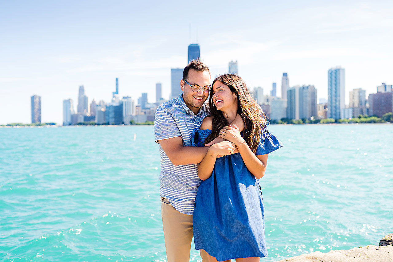 Kaitlin Collin Chicago Engagement Session 147
