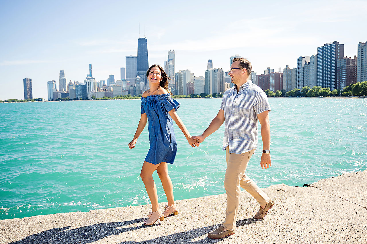 Kaitlin Collin Chicago Engagement Session 135