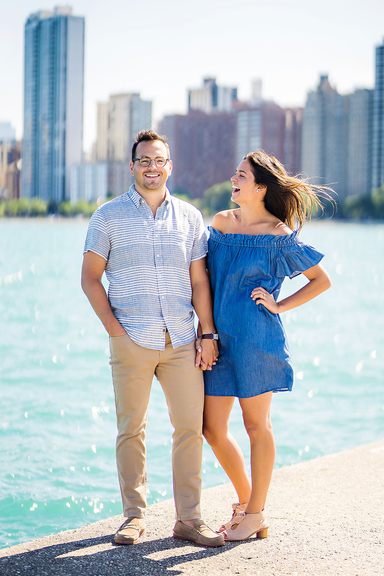 Kaitlin Collin Chicago Engagement Session 126