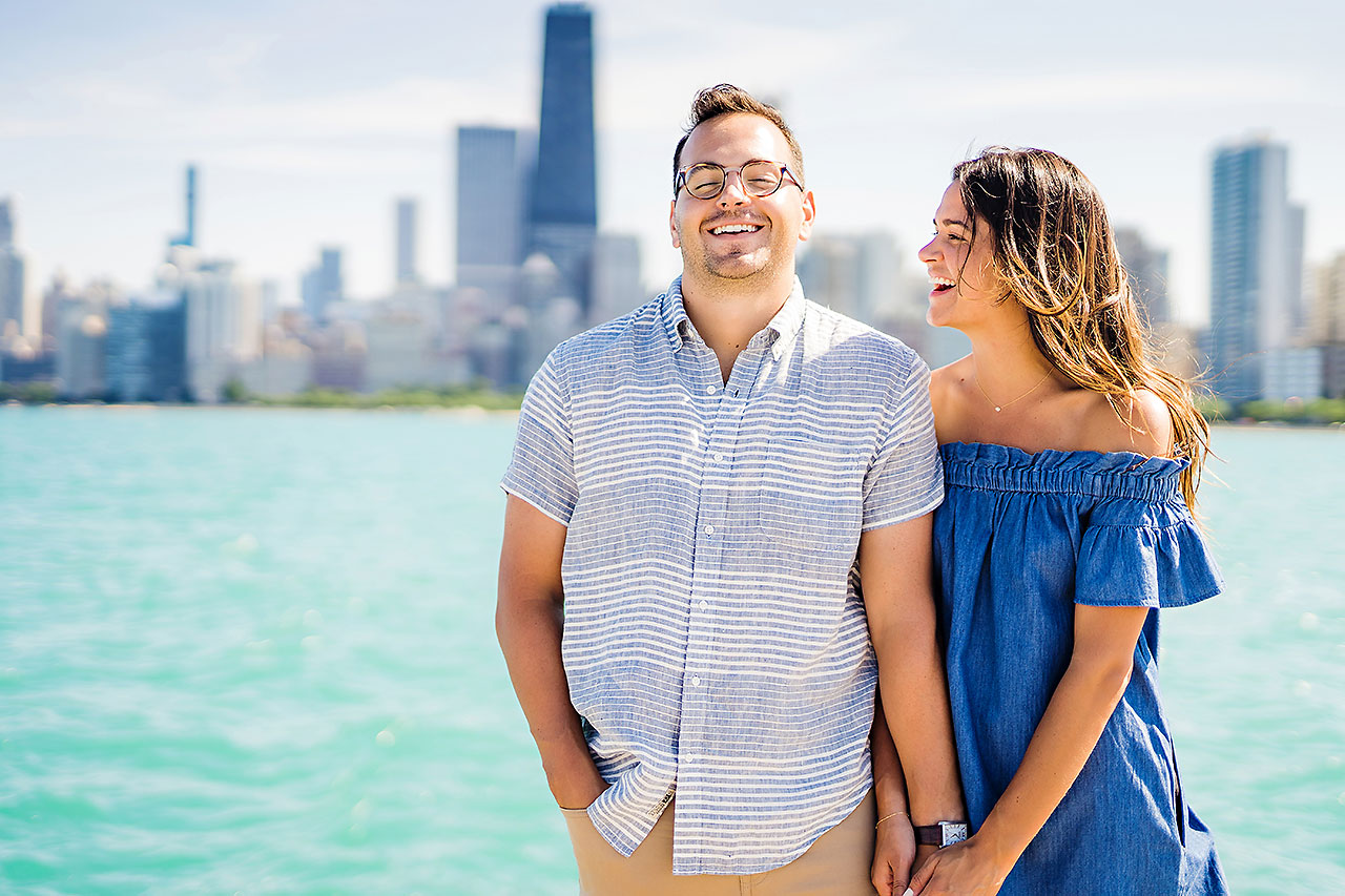 Kaitlin Collin Chicago Engagement Session 118