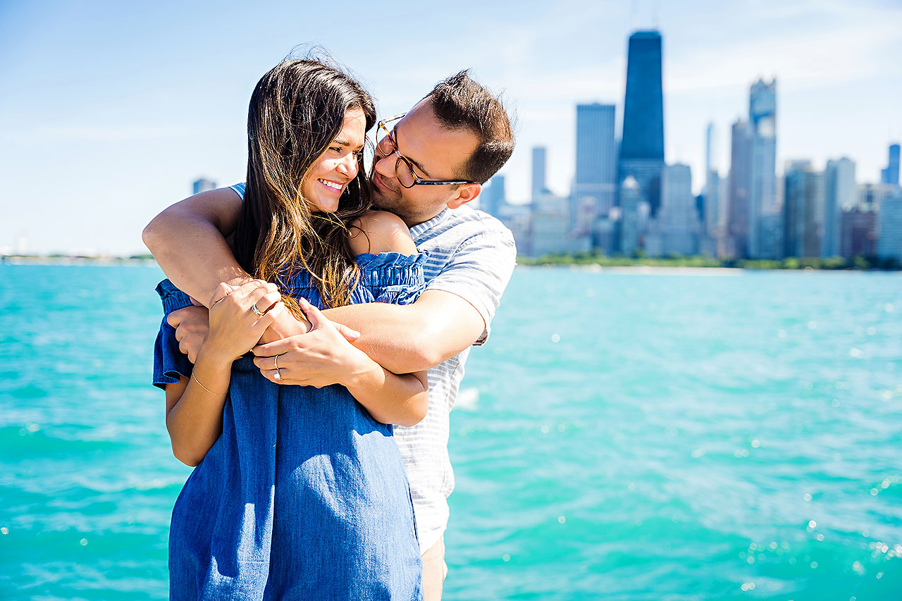 Kaitlin Collin Chicago Engagement Session 116