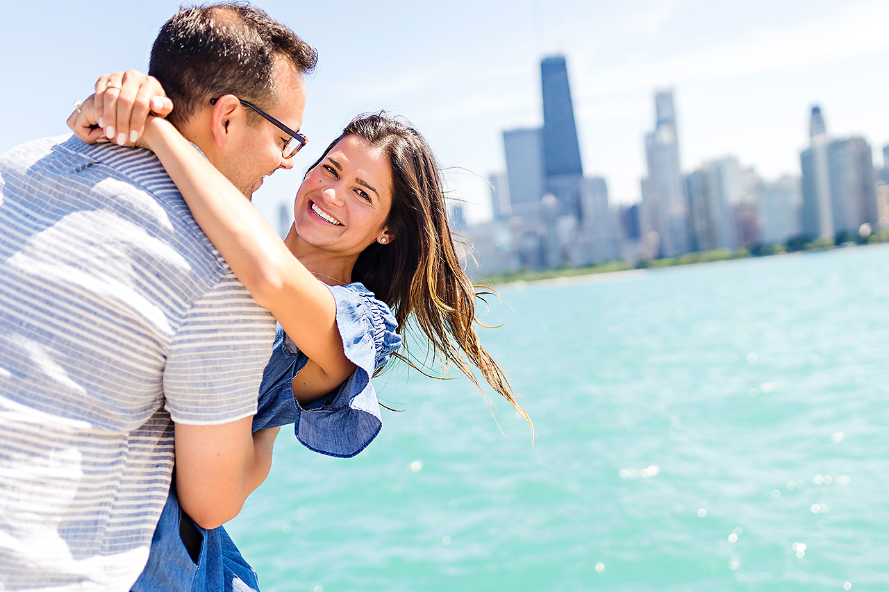 Kaitlin Collin Chicago Engagement Session 114