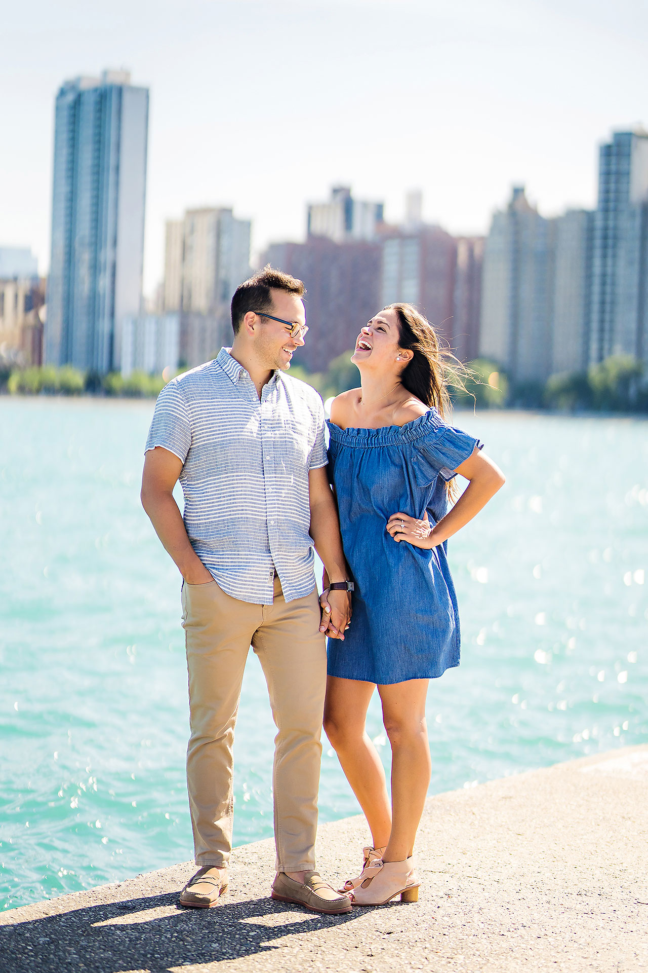Kaitlin Collin Chicago Engagement Session 110