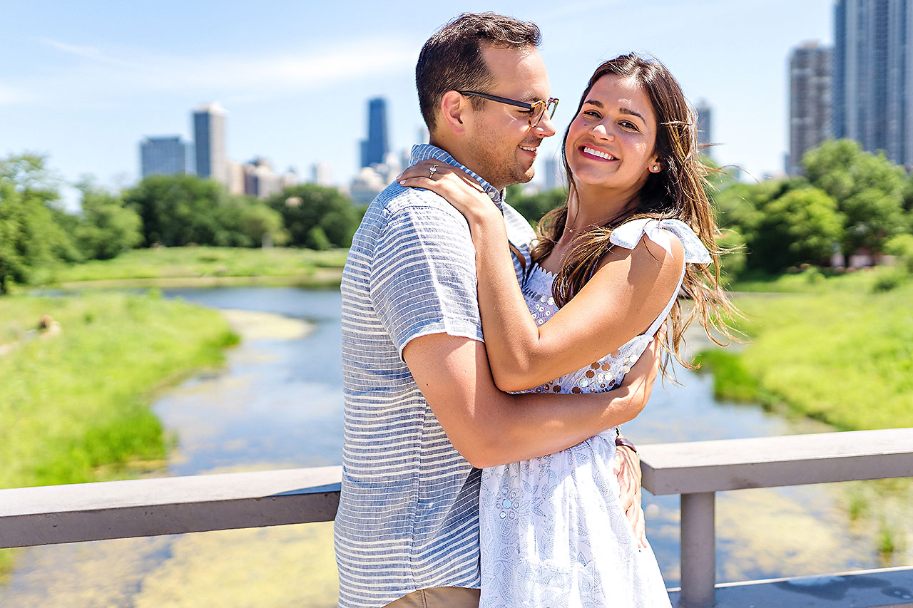Kaitlin Collin Chicago Engagement Session 101