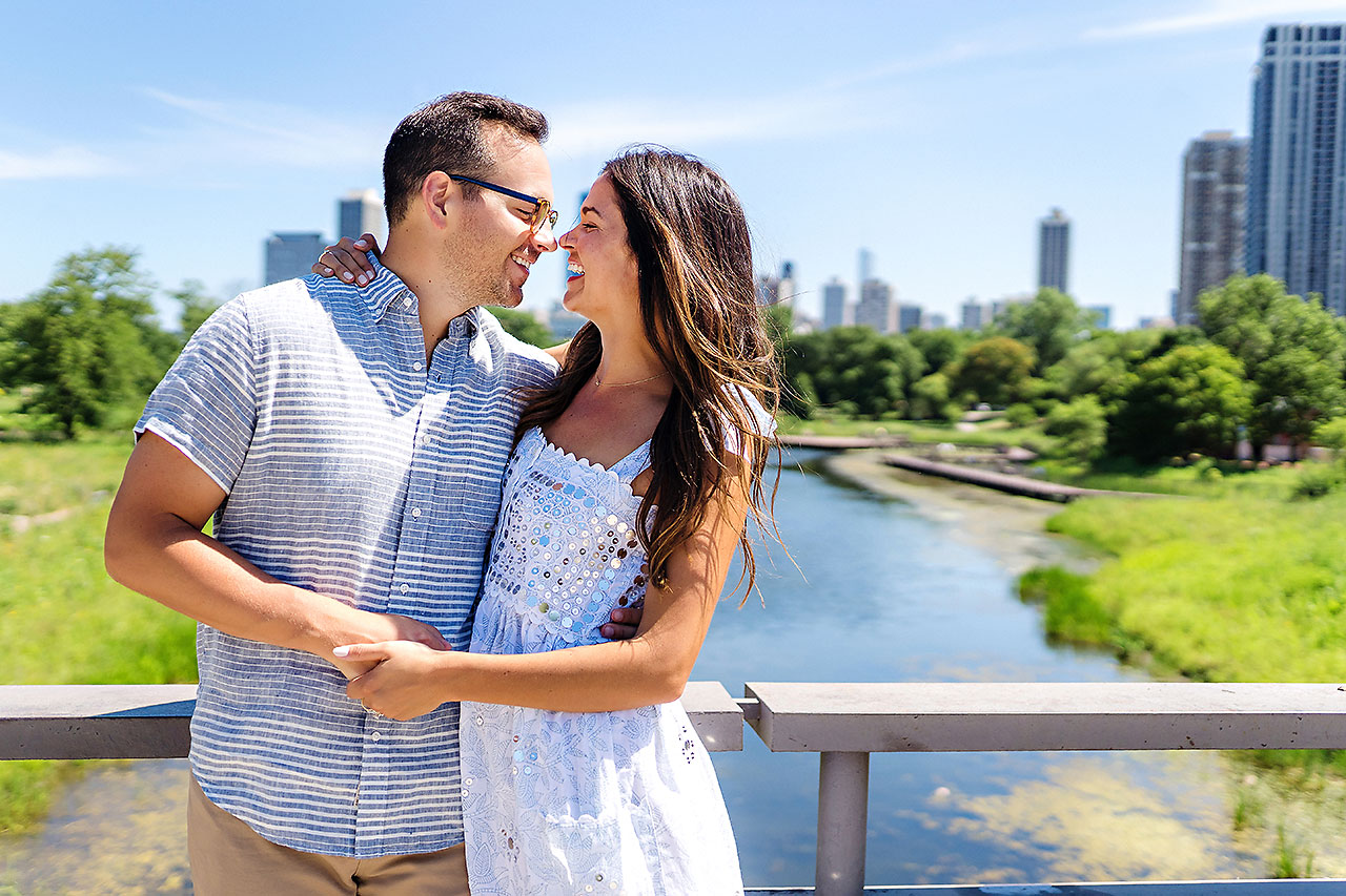 Kaitlin Collin Chicago Engagement Session 099