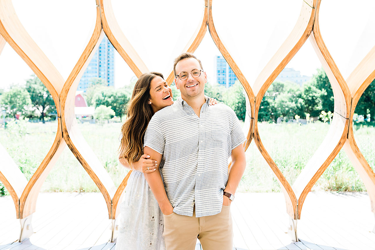 Kaitlin Collin Chicago Engagement Session 085
