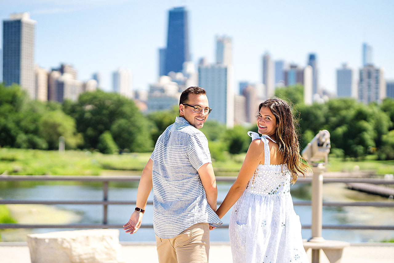 KAITLIN + COLLIN | CHICAGO ENGAGEMENT SESSION