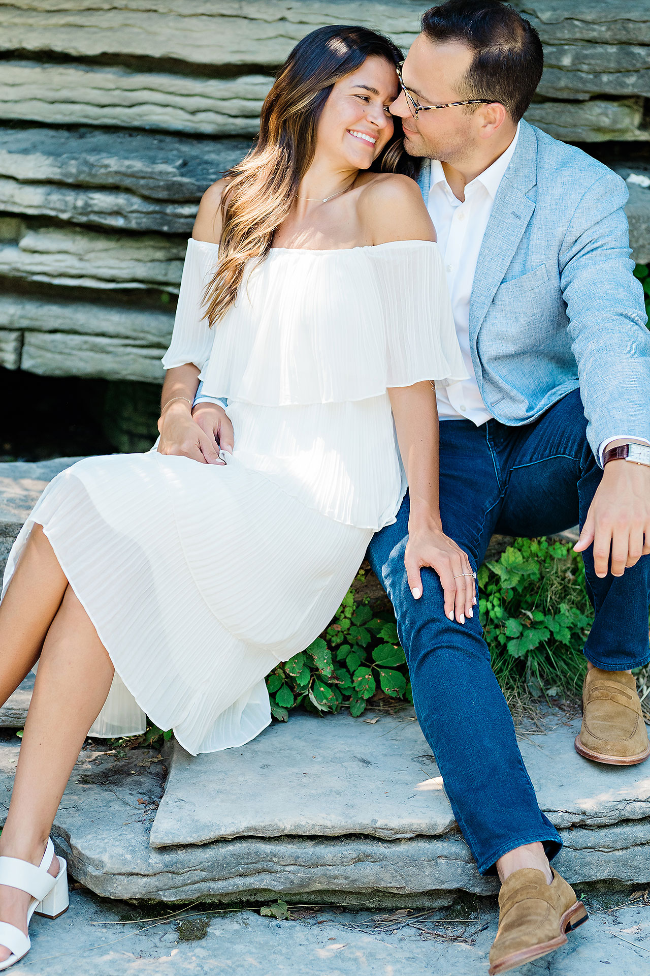 Kaitlin Collin Chicago Engagement Session 061