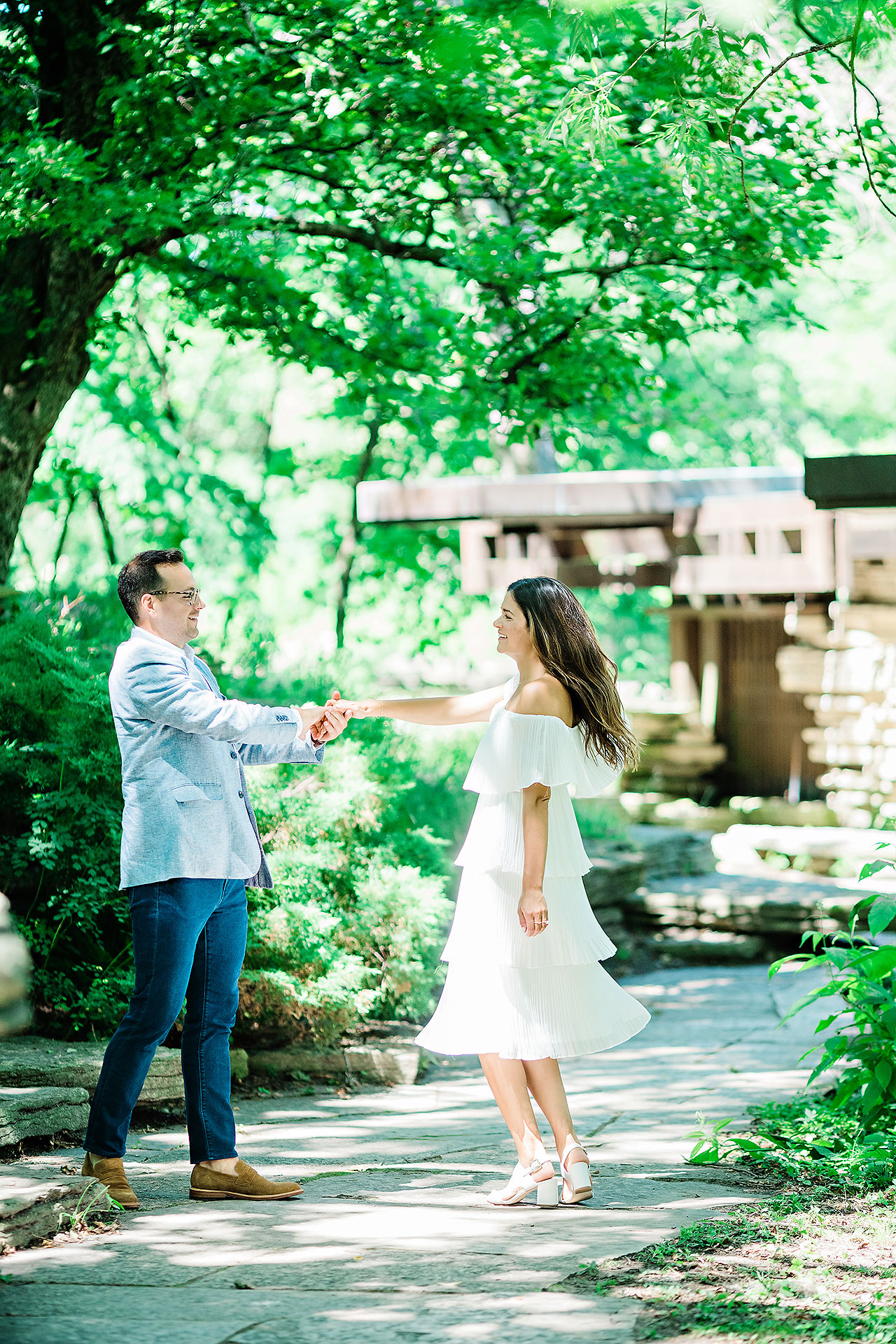 Kaitlin Collin Chicago Engagement Session 044