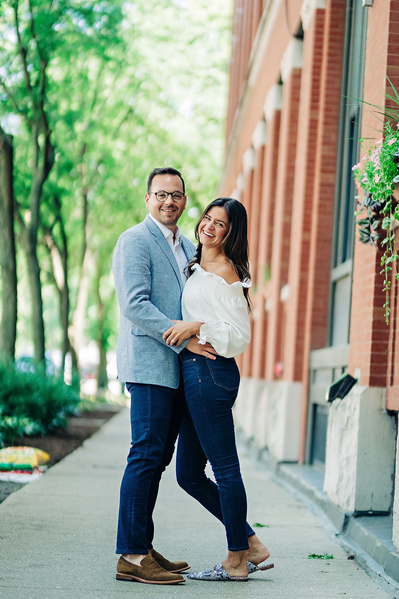 Kaitlin Collin Chicago Engagement Session 024