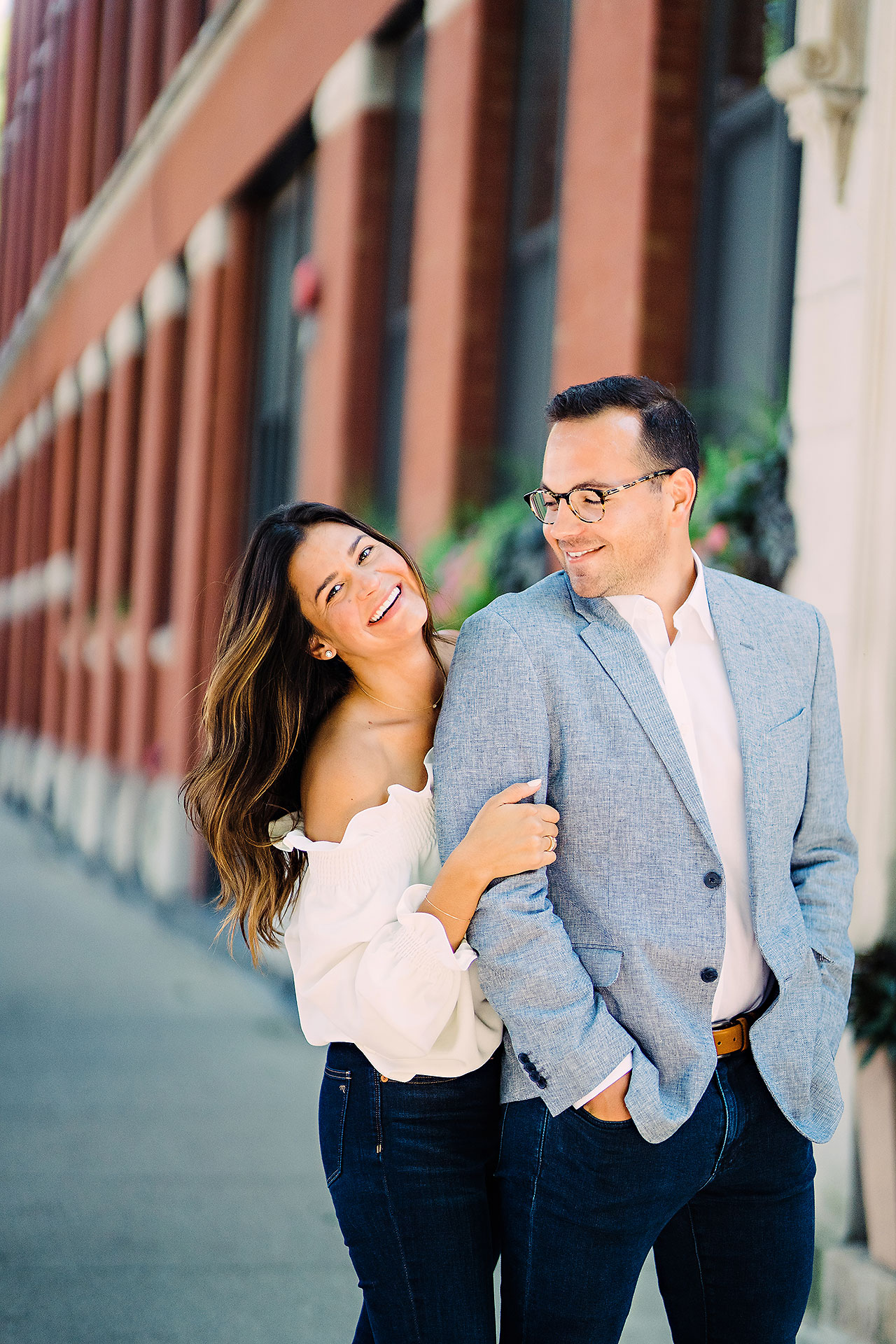 Kaitlin Collin Chicago Engagement Session 014