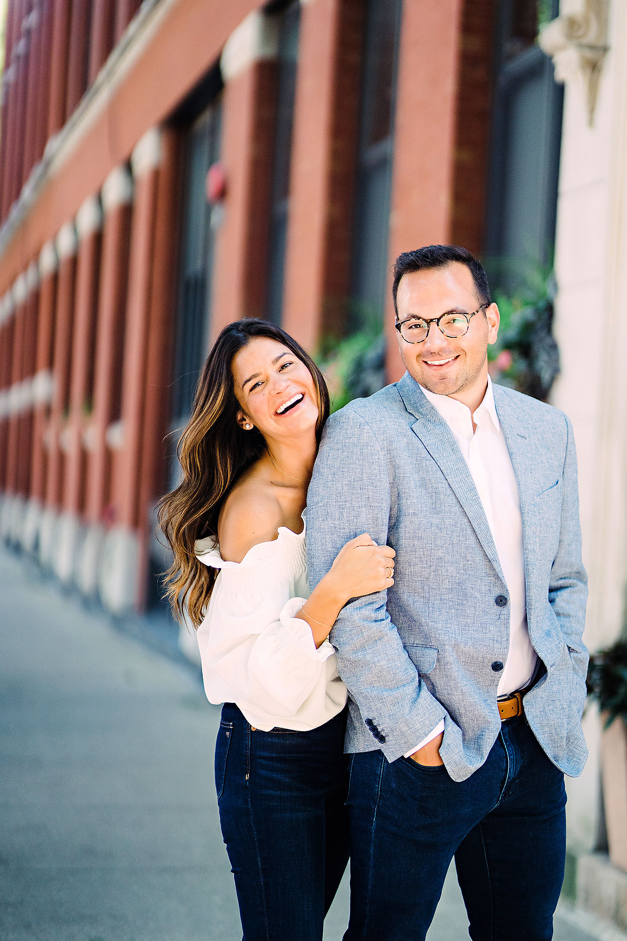 Kaitlin Collin Chicago Engagement Session 007