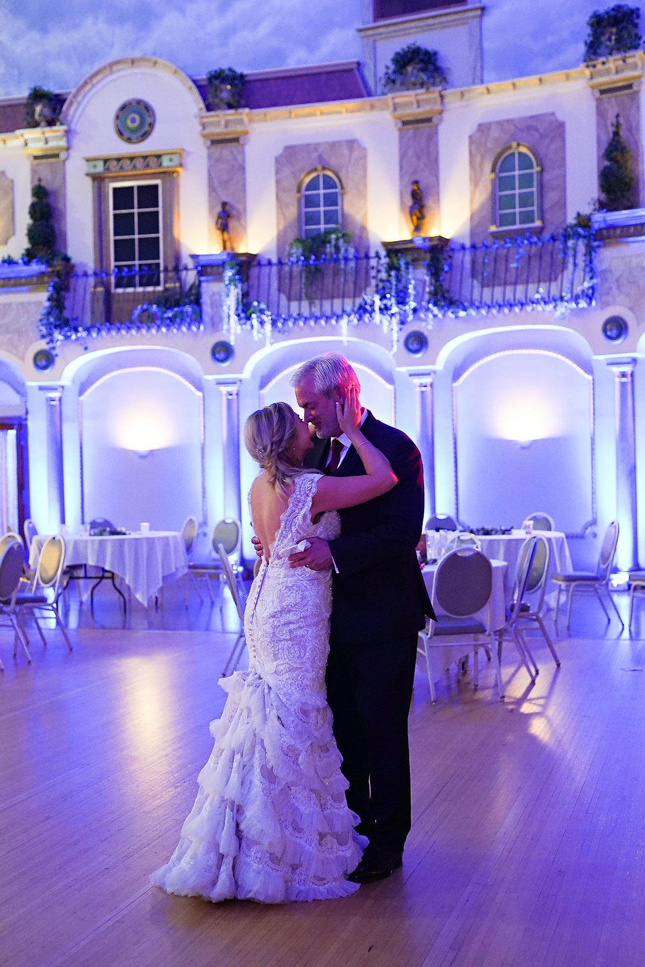 Kara Sean Fountain Square Theater Indianapolis Wedding 330