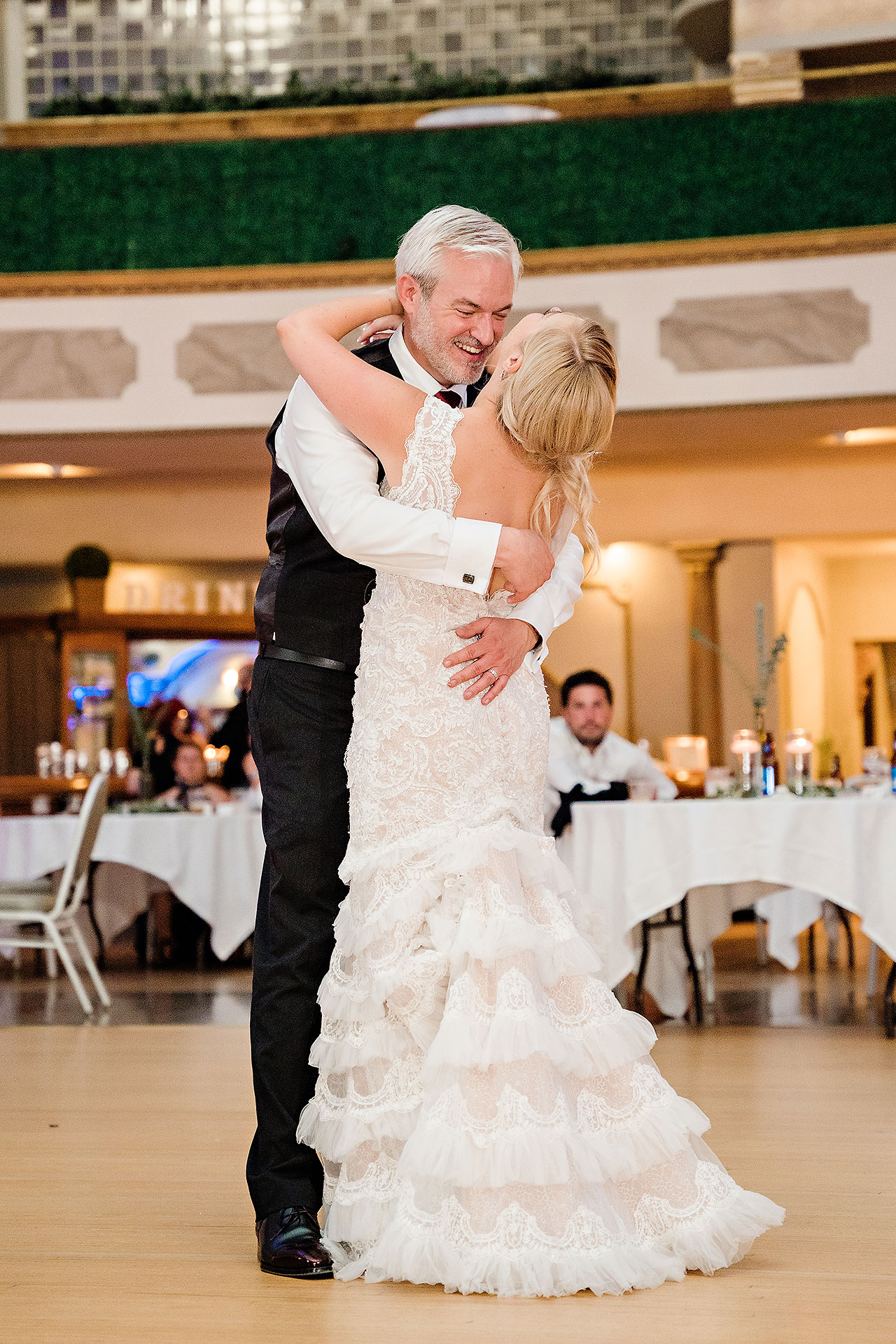 Kara Sean Fountain Square Theater Indianapolis Wedding 327