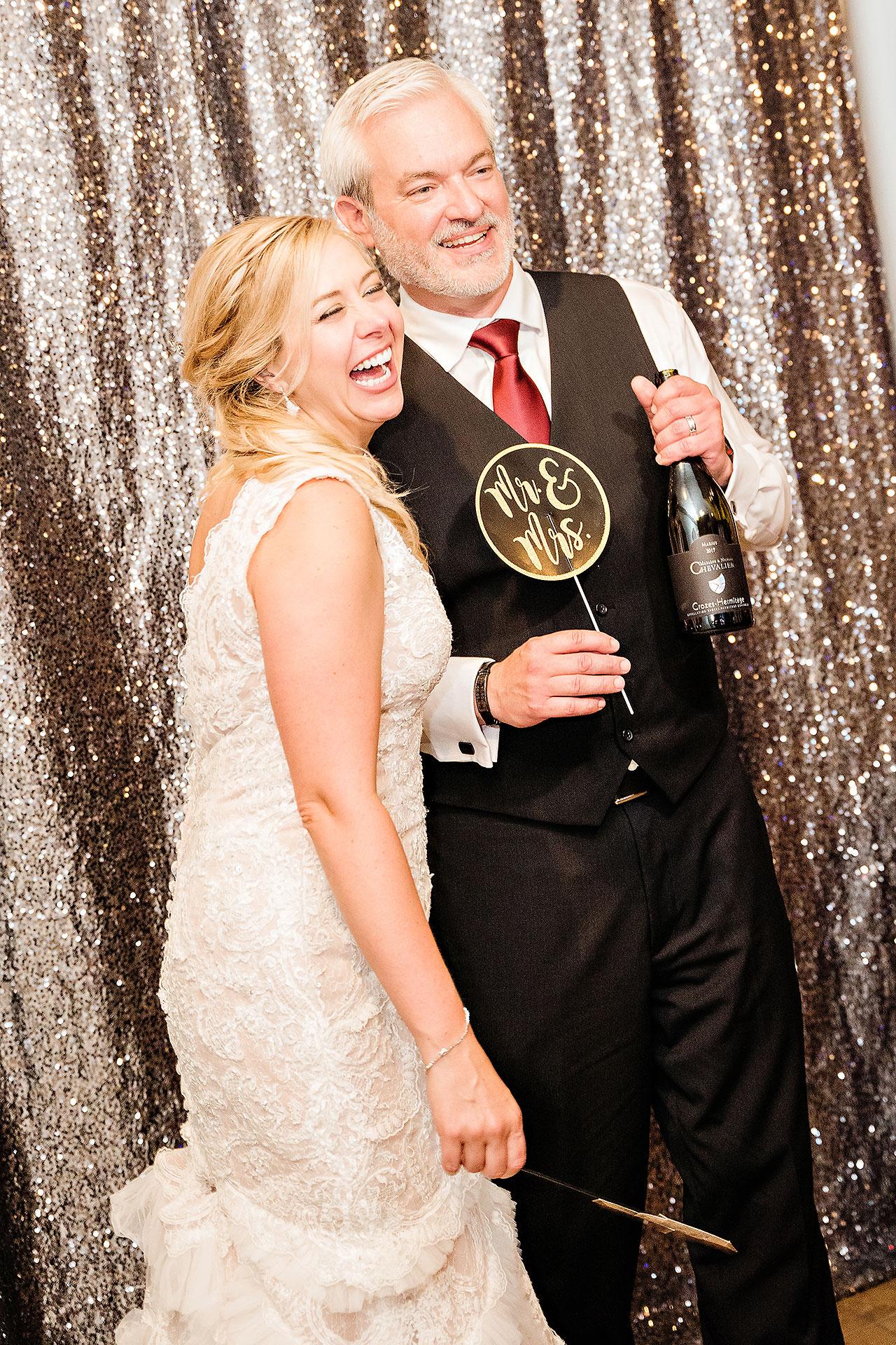 Kara Sean Fountain Square Theater Indianapolis Wedding 314
