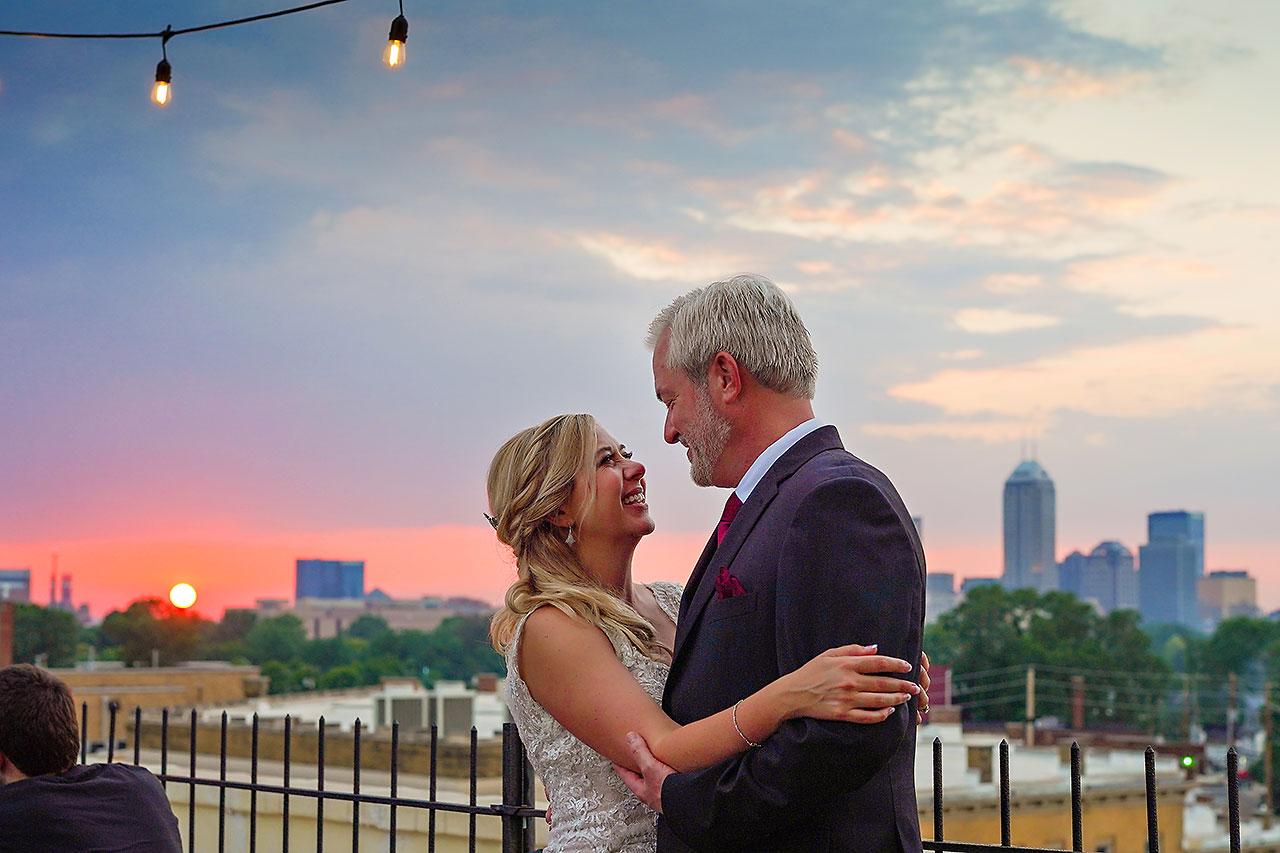 Kara Sean Fountain Square Theater Indianapolis Wedding 301