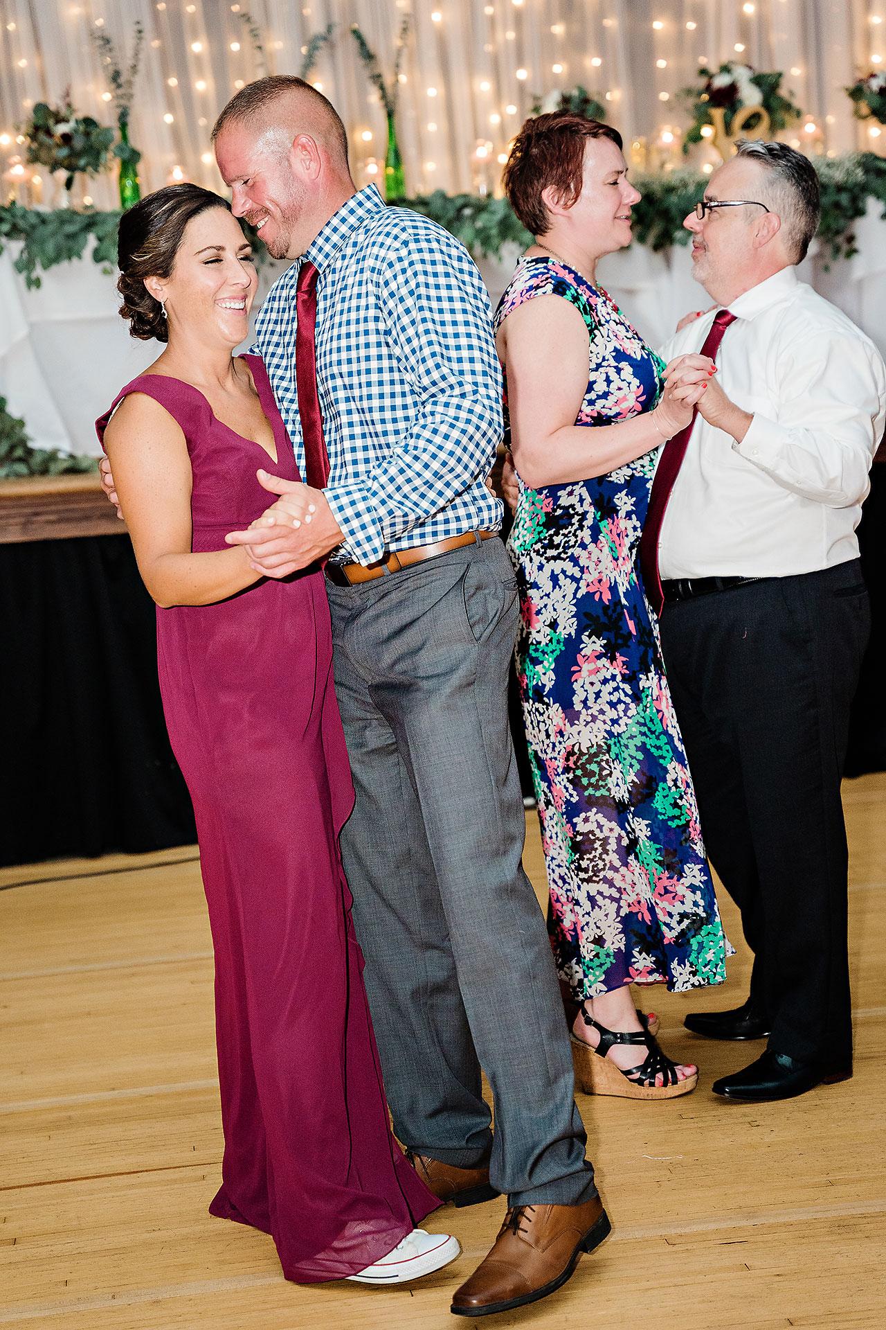 Kara Sean Fountain Square Theater Indianapolis Wedding 286