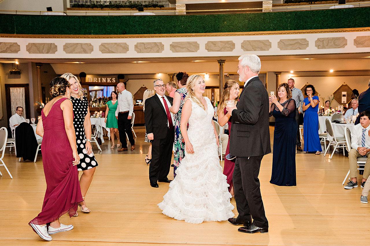 Kara Sean Fountain Square Theater Indianapolis Wedding 278