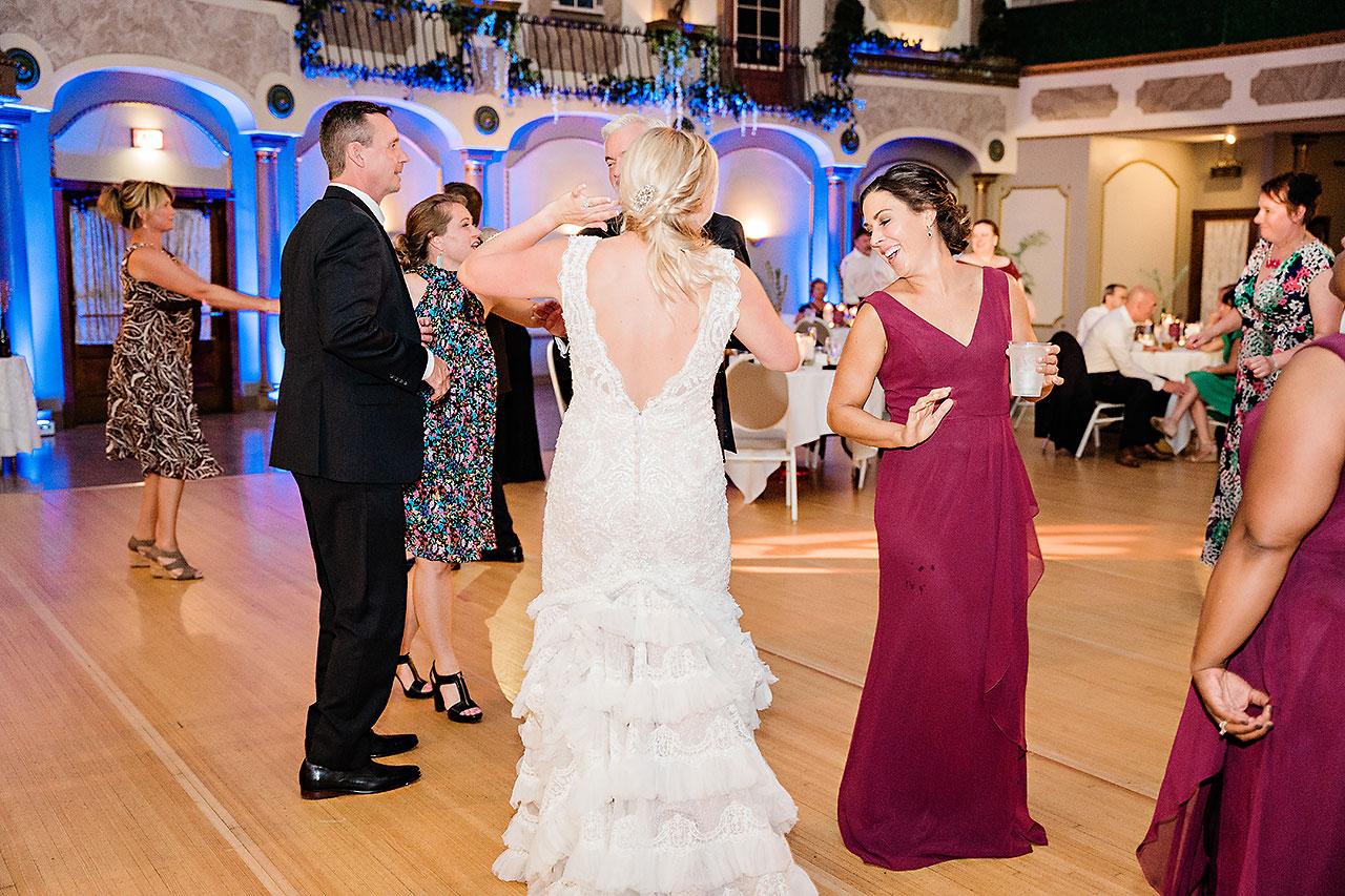 Kara Sean Fountain Square Theater Indianapolis Wedding 279