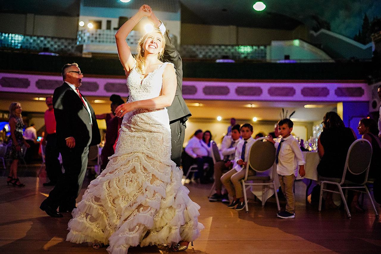 Kara Sean Fountain Square Theater Indianapolis Wedding 275