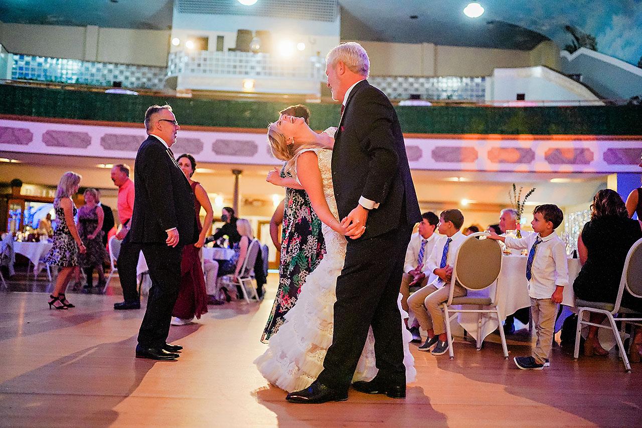 Kara Sean Fountain Square Theater Indianapolis Wedding 277